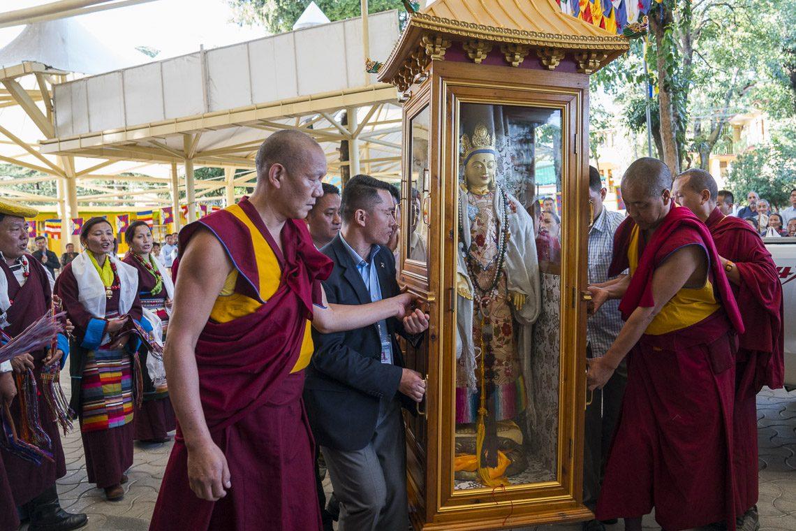2018 09 12 Malmo G01 Dalai Lama Malmoe 12 Sept Photo Malin Kihlstrom 3