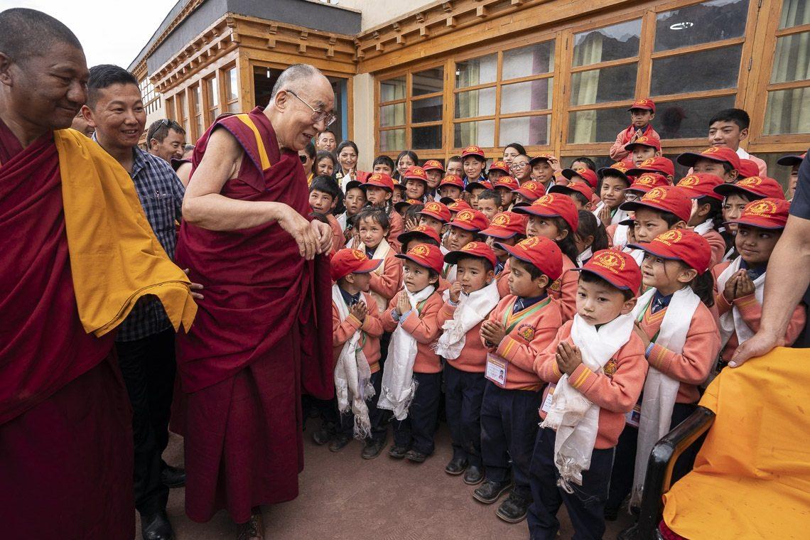 2018 09 12 Malmo G04 Dalai Lama Malmoe 12 Sept Photo Malin Kihlstrom 8