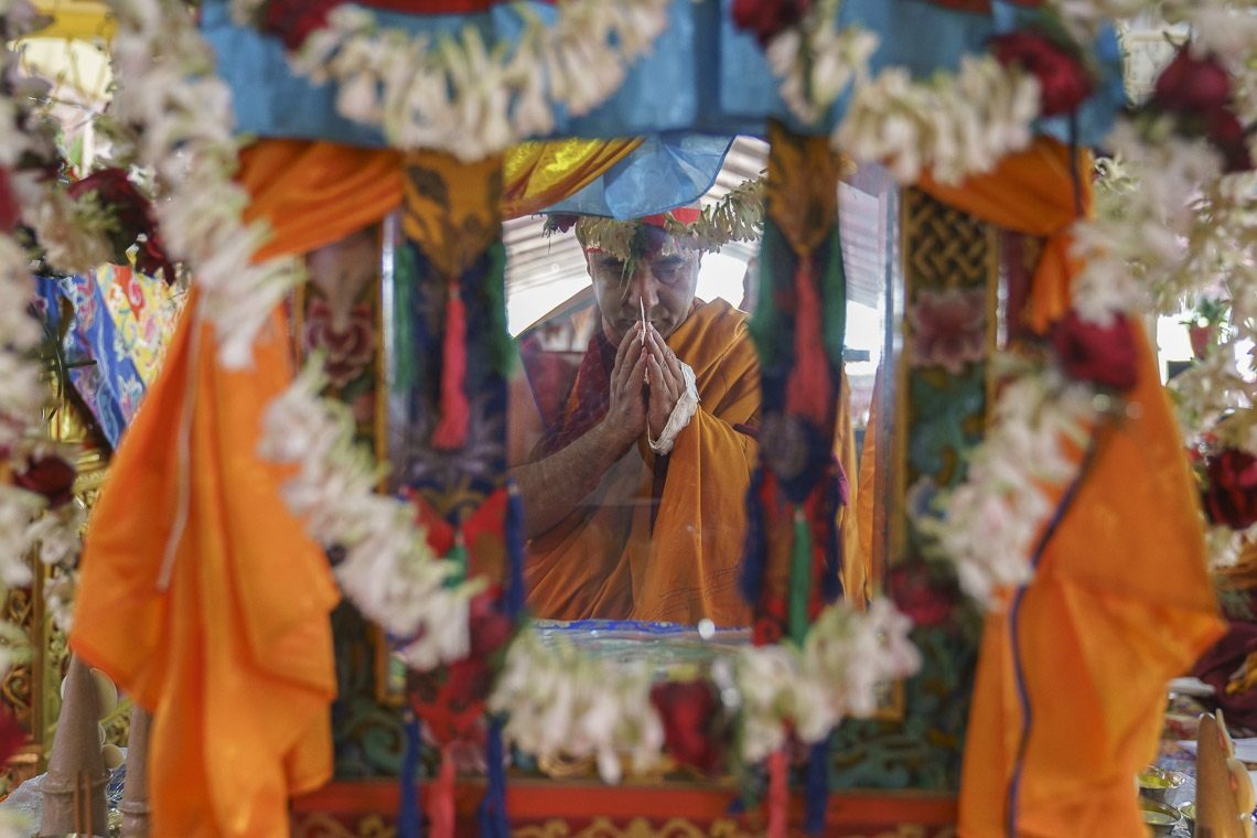 2019 02 21 Dharamsala G10 Jamphel I Phone